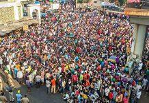 bandra migrants incident