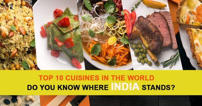 top cuisines in world