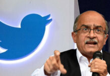 prashant bhushan's tweets