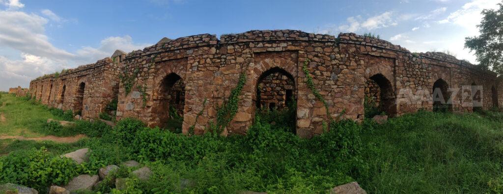 The citadel - Panoramic view
