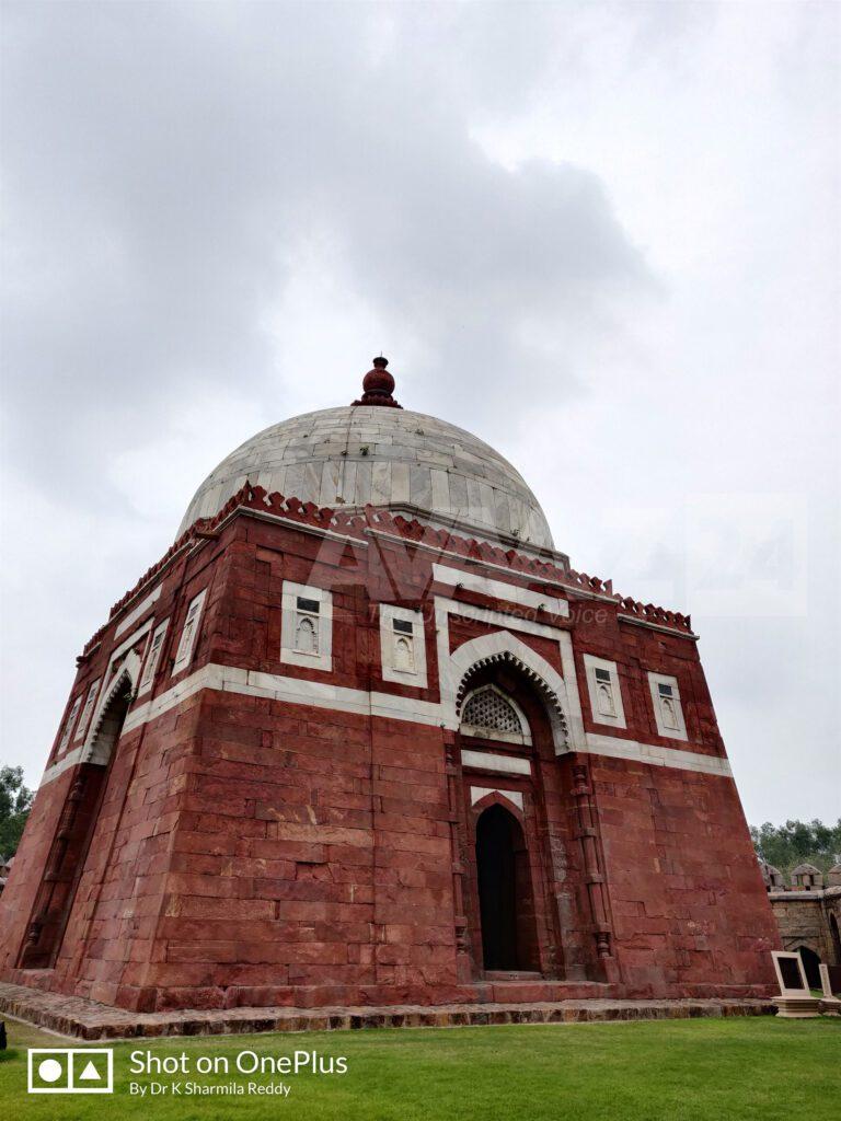 Darul Aman- the tomb of Ghiyas-ud-din Tughlaq and Muhammad bin Tughlaq