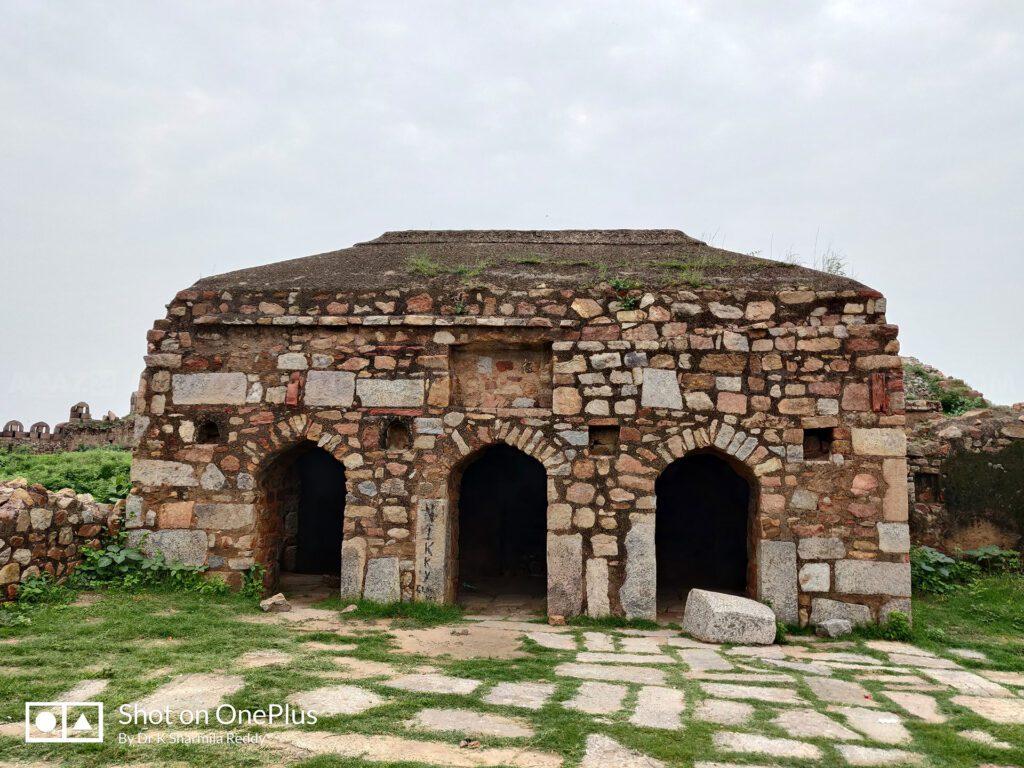 The Zenana- a part of royal residence