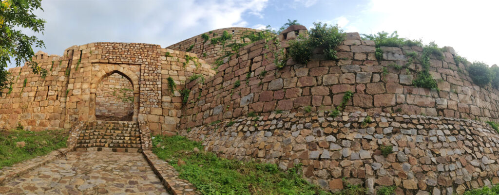 "Adilabad Fort- the fort of ""Adil"""