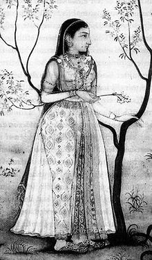Jahanara Begum- the daughter of Shah Jahan- Padshah Begum of Aurangzeb's empire