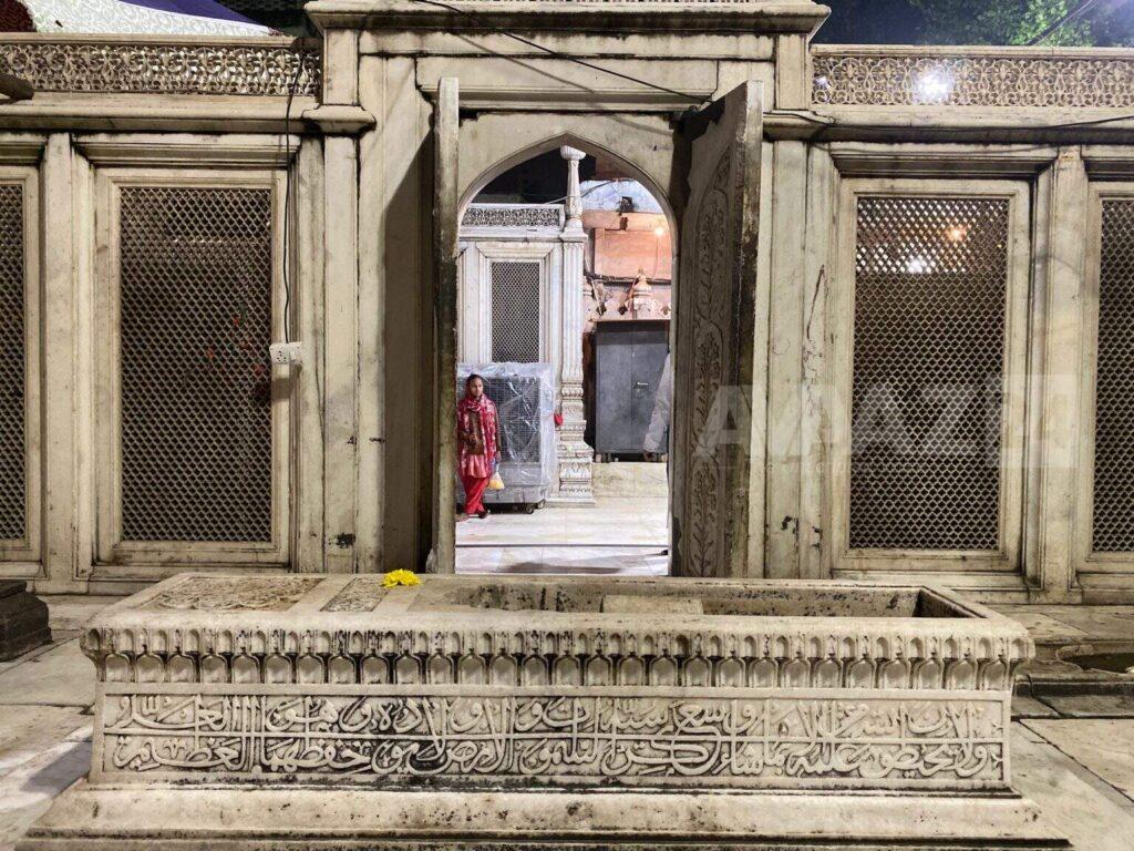 Cenotaph of Muhammad Shah Rangila