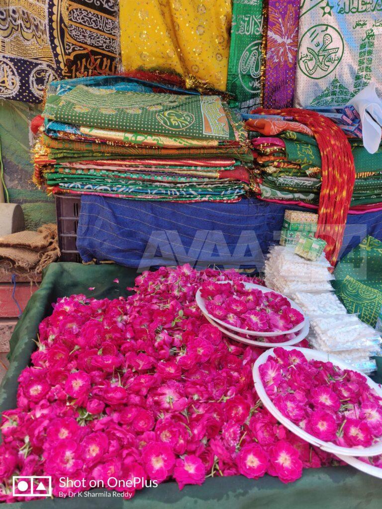 A floral Tribute to Sheikh Nizam-ud-din Auliya