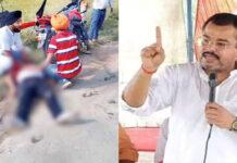 ashish mishra killing farmers