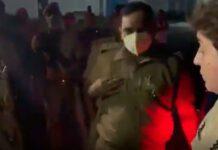 priyanka gandhi arrested